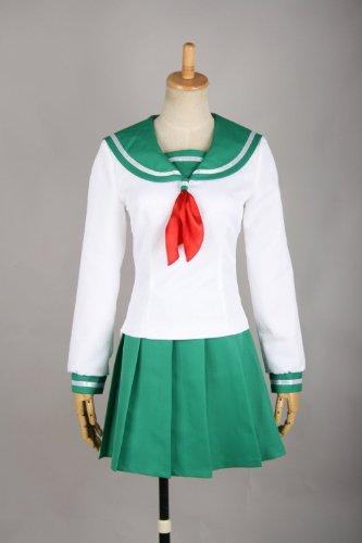 InuYasha Higurashi kagome Cosplay Costume By Donacosplay