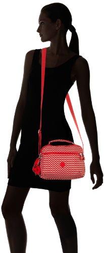 Cross Pr Kipling Chevron Bag Women's Yelinda Body Red wKHxqaREZx