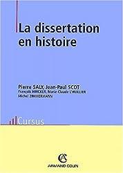 La dissertation en histoire. 3ème édition