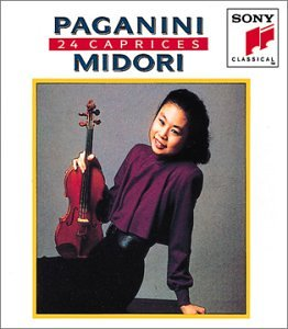 paganini midori paganini 24 caprices music. Black Bedroom Furniture Sets. Home Design Ideas