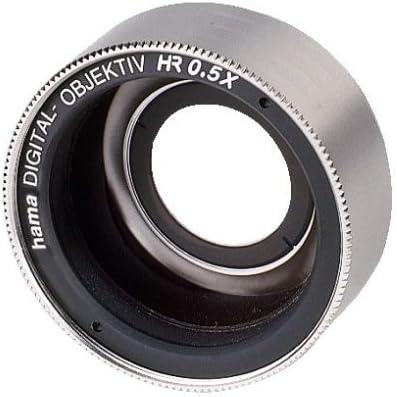 Hama Digital Objektiv Hr 0 5 X Htmc Kamera