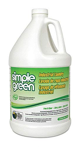 Liquid Laundry Detergent, Bottle, 1 gal.