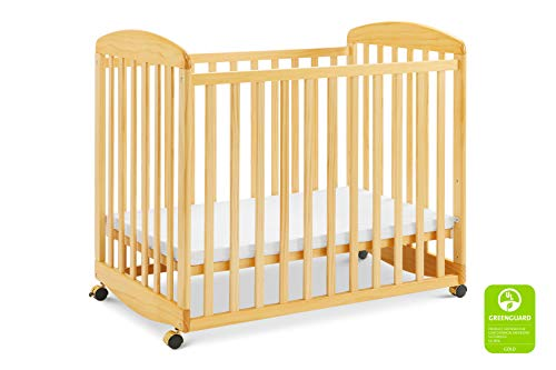 DaVinci Alpha Mini Rocking Crib - Natural