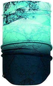 Buff Mist Windproof Calentador De Cuello Azul Talla /Única Mujer Aqua