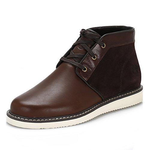 chukka Newmarket PT Chukka longitud Timberland marrón forradas botas para hombre corta de Newmarket qOZ6xwX