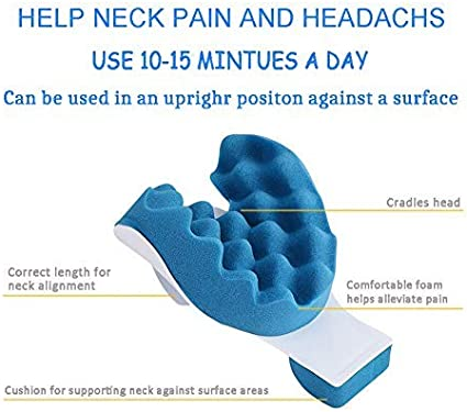Chiropractic Pillow, LiuYX Cervical