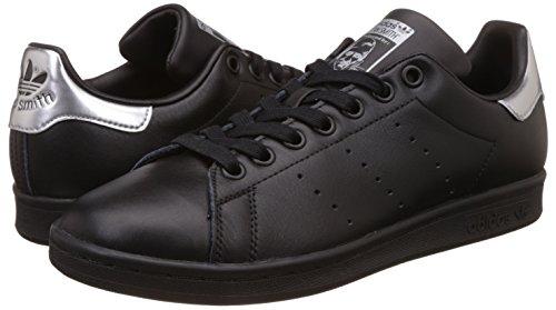Adidas Sneaker cblack Stan cblack supcol Smith Donna Nero EqnEr6x
