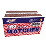 Quality Home 250 Wooden Matches