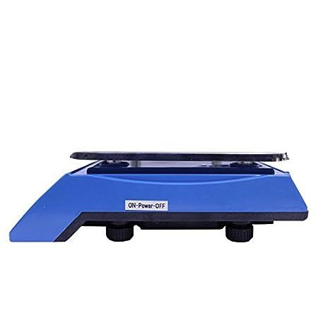 Báscula Digital Windur M268 con panel retroiluminado para el cliente (capacidad max. 30Kg): Amazon.es: Bricolaje y herramientas