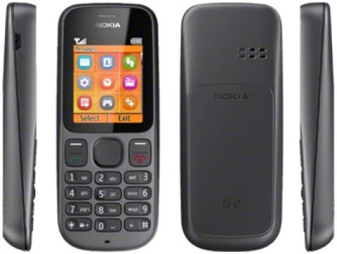 Nokia 106 Mobile Phone Black Tesco PAYG