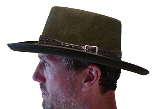 ab9f19017e02b Straightline Clint Eastwood Spaghetti Western Cowboy Hat - Wool Felt (7 3 8)