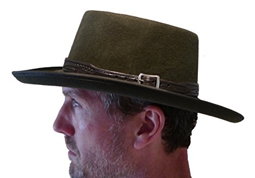435fd337e Straightline Clint Eastwood Spaghetti Western Cowboy Hat - - Import It ...