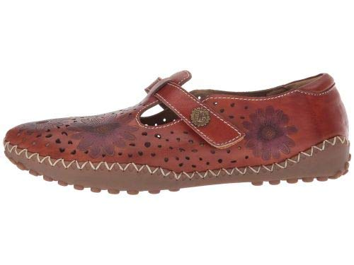 LArtiste by Spring Step Womens Minna Mary Jane Flat