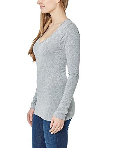 Berydale Damen Langarmshirt mit Rundhalsausschnitt: Amazon.de: Bekleidung