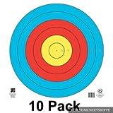 Maple Leaf Press 80Cm 6 Ring Waterproof Target 19.75'' X 19.75 ''