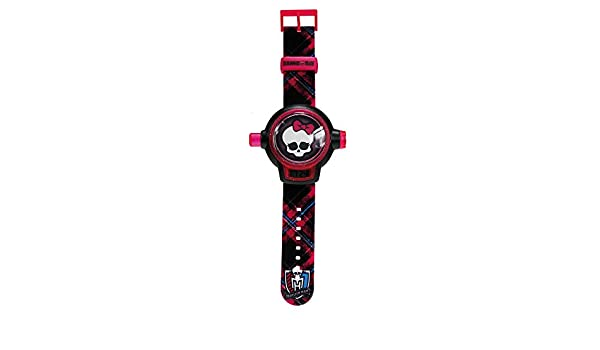 Monster High 3D reloj proyector: Amazon.es: Relojes
