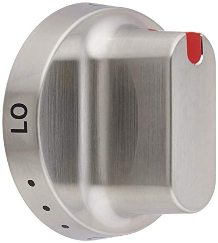 Samsung DG64-00472A Range Surface Burner Knob Genuine Original Equipment Manufacturer (OEM) Part