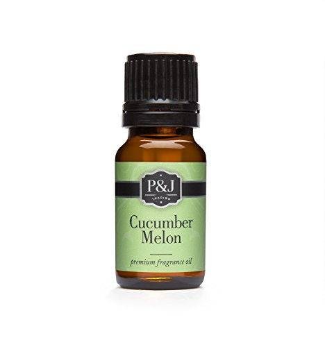 Cucumber Perfume Oil (Cucumber Melon Fragrance Oil - Premium Grade Scented Oil - 10ml)