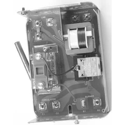 Honeywell L8148A AQUASTAT RELAY 6 inch - L8148A1017/U L8148A-7