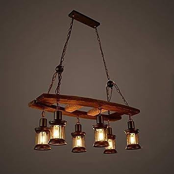 Ameuli Chandelier - Iluminación de la lámpara - Bar Lounge Restaurant Iluminación Interior - Craft Wind