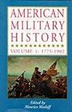American Military History, Maurice Matloff, 0938289721