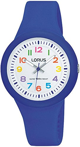 Lorus Kids Blue Strap Watch