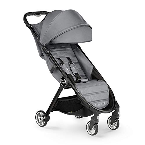 Baby Jogger City Tour 2 Stroller - 2019 | Compact Travel Stroller | Lightweight Baby Stroller with Carry Bag, Perfect for Travel, Slate