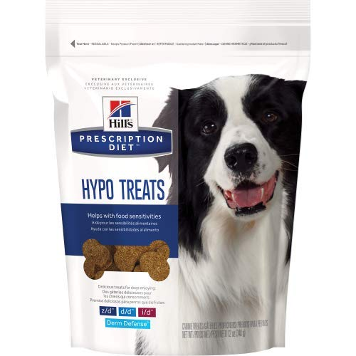 - Hill's Prescription Diet Hypoallergenic Canine Treats - 12oz (3 Pack)