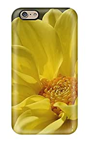 1516899K15953369 Defender Case For Iphone 6, Yellow Flowers Pattern