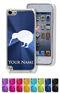 iPod 5 Case/Cover - KIWI BIRD / ANIMAL - Personalized for FREE (Click the CONTACT SELLER button after purchase and send a message with your case color and engraving request)