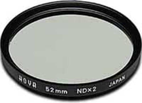 2X HOYA 55NDX2 Neutral Density Filter 55MM