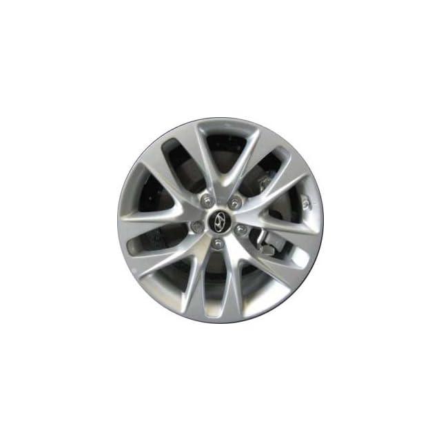 2013 Hyundai Genesis Coupe 18 Wheel Front (OEM)
