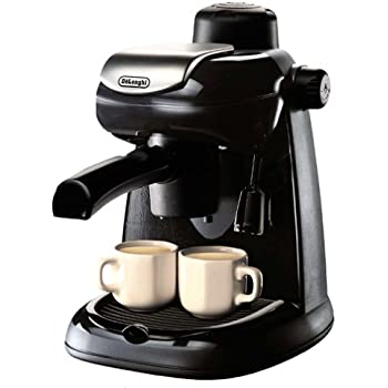Amazon Com Delonghi Ec5 Steam Driven 4 Cup Espresso And