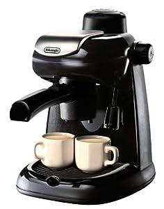 DeLonghi EC5 Steam-Driven 4-Cup Espresso and Coffee Maker :  expresso machine