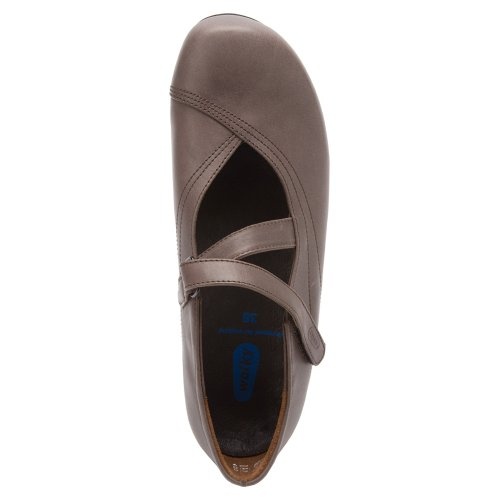 Comfort Arches black leather Slipons Wolky 20000 Z6zOq