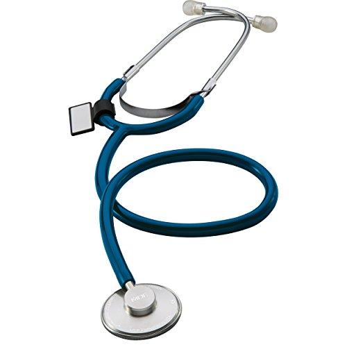MDF® Single Head Lightweight Stethoscope - Royal Blue (MDF727-10) by MDF Instruments (Image #6)