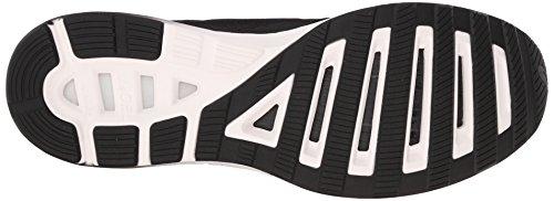 ASICS Running Fuzex Black Onyx Shoe White Lyte Men trrwqH1