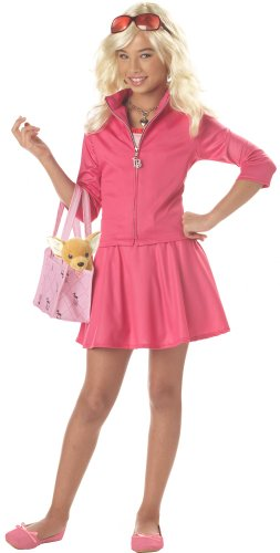 Legally Blonde Costumes (Legally Blonde Tween Costume Size X-Large)