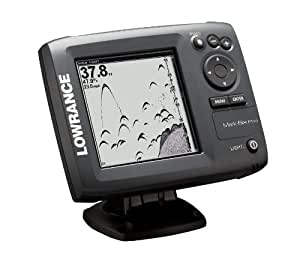 Lowrance Mark-5x Pro 5-Inch Waterproof Fishfinder