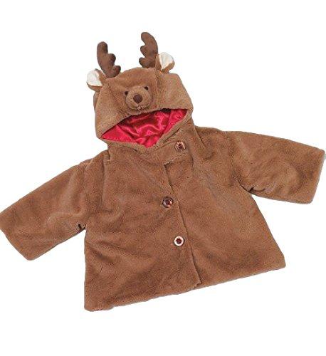 Bearington Baby Lil' Reindeer Coat (12-24 Months)