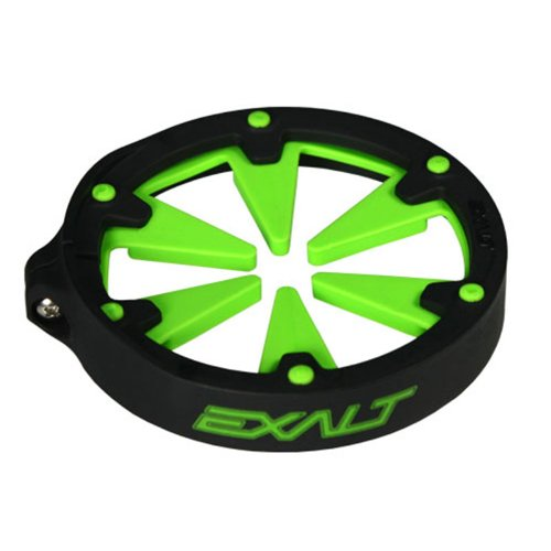 New Exalt Universal Feedgate Speedfeed for Paintball Hopper - Lime by Exalt