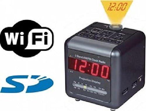Agente007 - Camara Espia Inalambrica Wifi Ip Oculta En Reloj ...