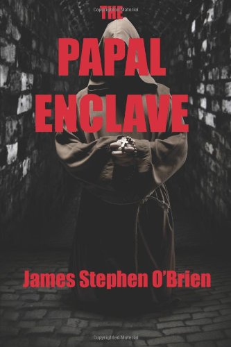 Book cover image for The Papal Enclave