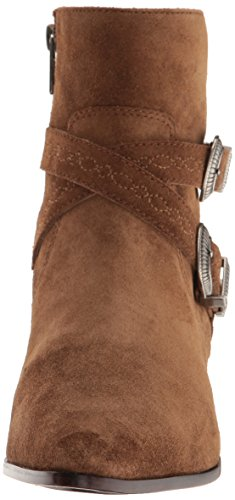 Women's Ellen Boot Western Frye Chestnut Short Buckle S1vqdnHwF