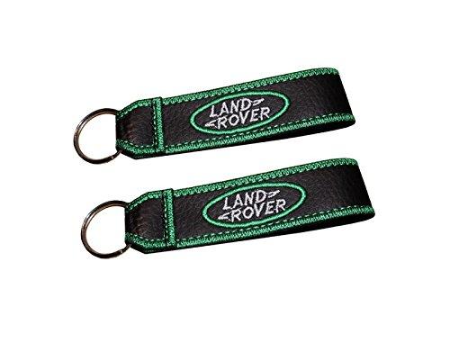 Moto Discovery Land Rover cordón Llavero Doble Cara (1 Pieza ...