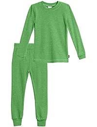 Boys' Thermal Underwear Long John Set - Made in USA