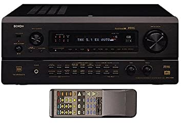 Denon AVC-A10SE AV amplificador Negro