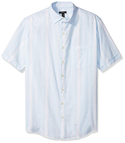 van-heusen-mens-big-and-tall-printed-slub-short-sleeve-shirt-blue-chambray-blue-3x-large-tall