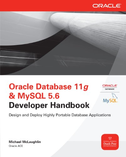 Oracle Database 11g & MySQL 5.6 Developer Handbook (Oracle Press) Pdf