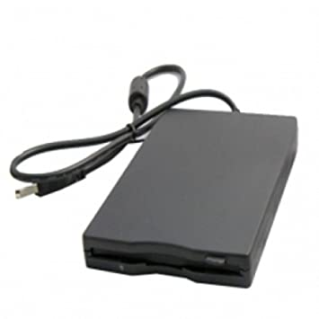 SY-USB-FDD SYBA Floppy Drive SY-USB-FDD USB 2.0 3.5inch High Density Retail